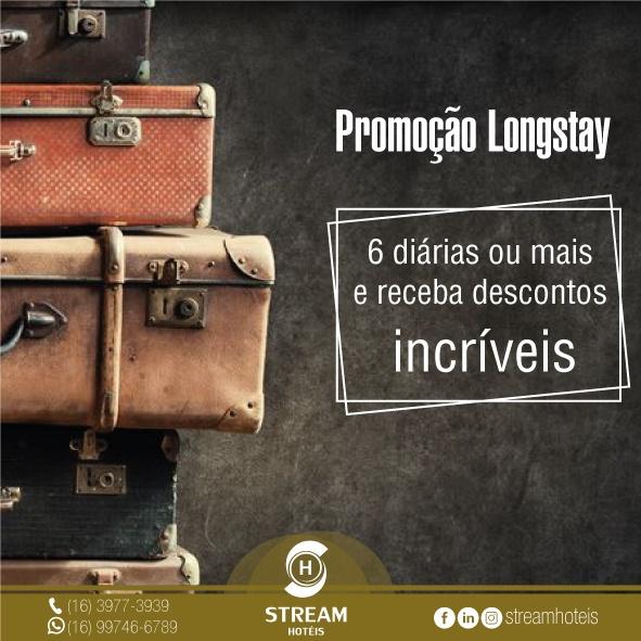 Promoção Longstay