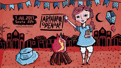 ARRAIARQ III - OPEN BAR