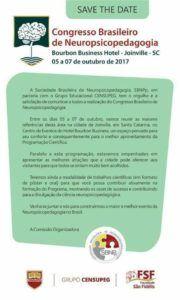 Congresso Brasileiro de Neuropsicopedagogia