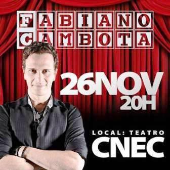 Fabiano Cambota em Canto, Conto e Causo