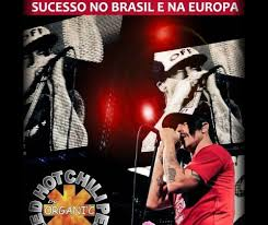 Red Hot Chilli Peppers Cover em Joinville