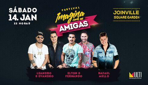 Festival Imagina com as Amigas