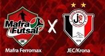 Esporte: Jec/Krona x Mafra