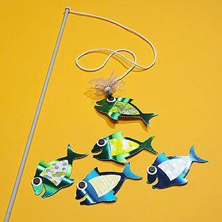 Gincana de Pesca Infantil