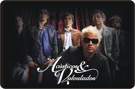 Banda Acusticos e Valvulados - Bovary Snooker Pub - 22h00