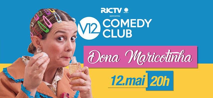 Show: Dona Maricotinha