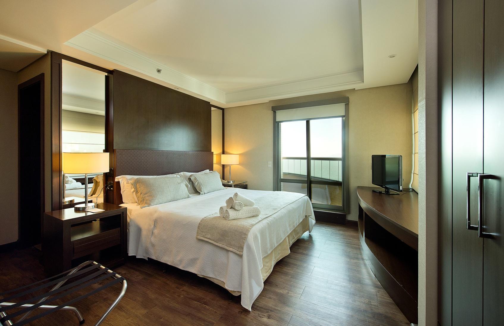 Suites Executivas