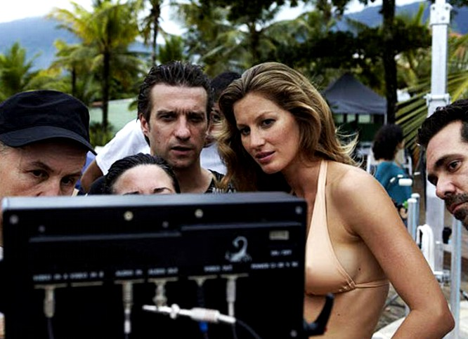 Gisele Bündchen já ficou no Coconut's Maresias Hotel e você?