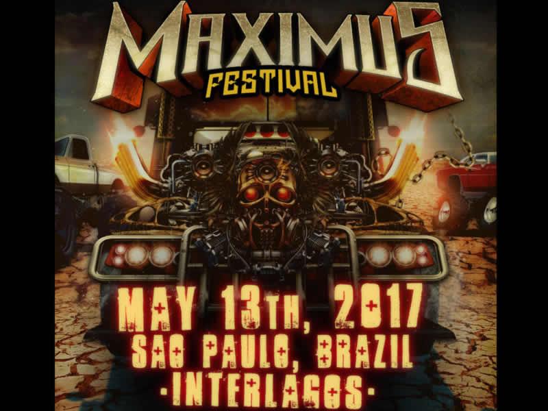 Linkin Park @ Maximus Festival 2017 (Brazil) in São Paulo, Brazil
