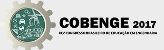 45º Congresso Brasileiro de Educação em Engenharia - COBENGE