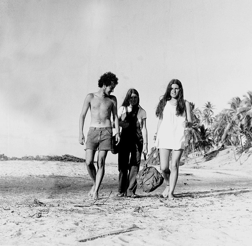 50 anos do movimento hippie em Arembepe