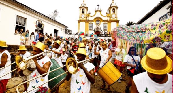 Carnaval de Tiradentes - MG