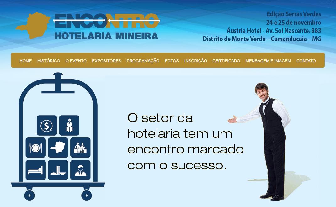 Encontro de Hotelaria Mineira