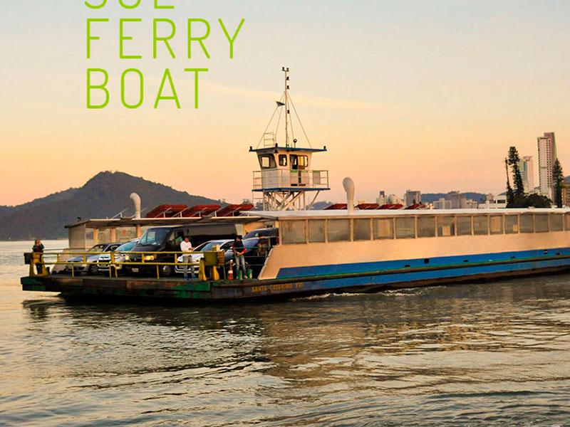 Ferry Boat Itajaí - Navegantes