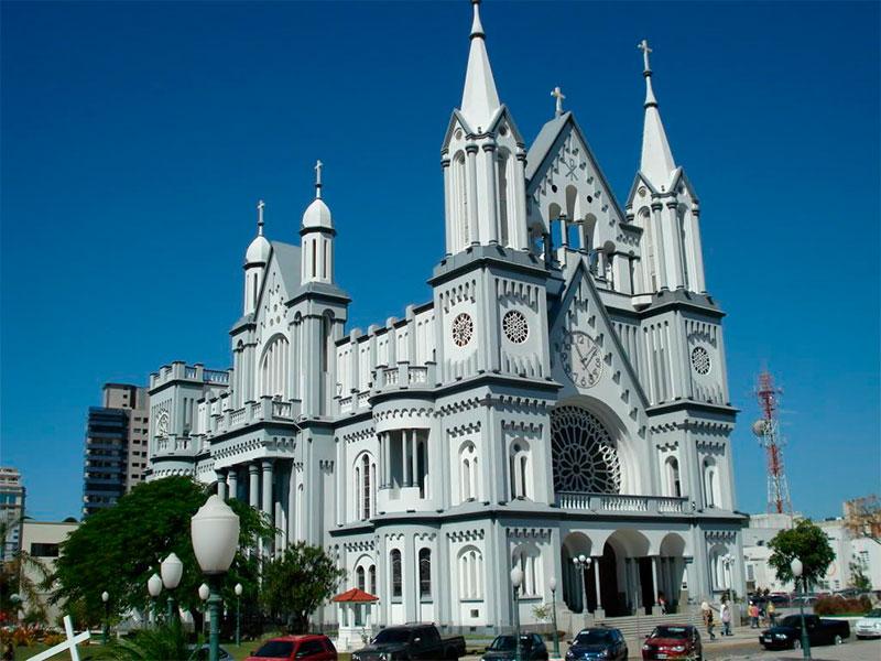 Igreja Matriz - Itajaí