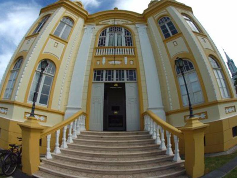 Palácio Marcos Konder - Museu Histórico de Itajaí