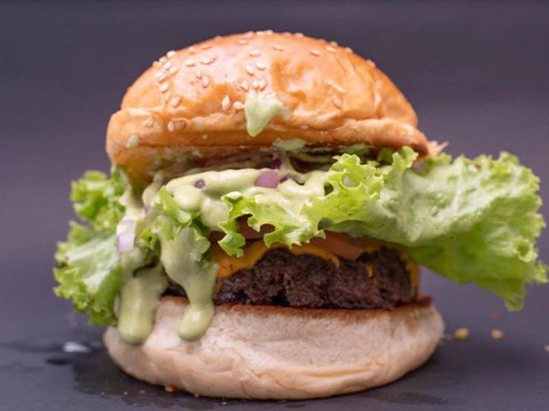 Texas Burger Gourmet