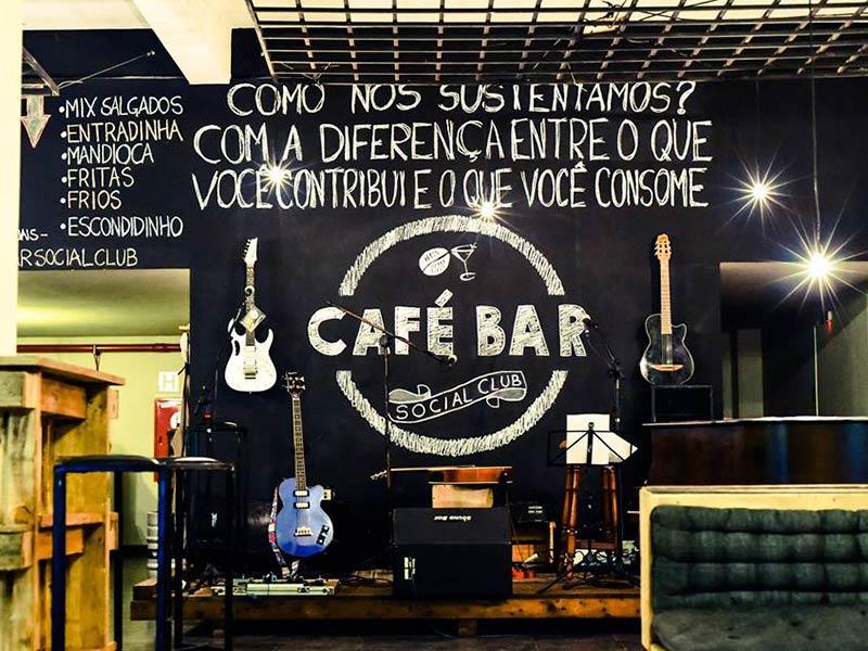 Café Bar onde clientes escolhem o valor que querem pagar faz sucesso em MG